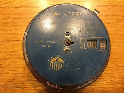 Vintage Add-O-Bank Coin Bank Western ? Company