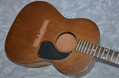 Vintage 1958 Gibson LG-0 Acoustic Guitar ~ PROJECT ~ NO RESERVE!
