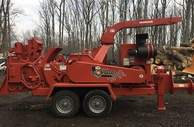 2010 Morbark M20R with Only 1320 Hours!!!! (#2571)