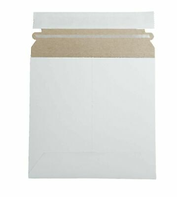 """6"""" x 6"""" Document/Photo Self - Seal Rigid Stay Flat Mailer/Envelope - 15 Pieces"""