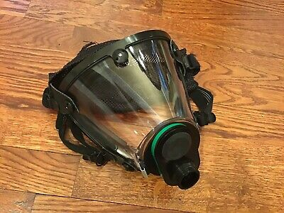Vintage Scott Gas Mask Military