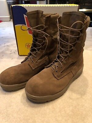 fa7c8d4e885 MEN'S BELLEVILLE C390 Hot Weather OCP Military Boot - Size 12.5 (Wide)  Coyote