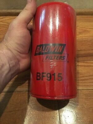 Baldwin Filters BF915 Fuel Storage Tank Spin-on with Drain