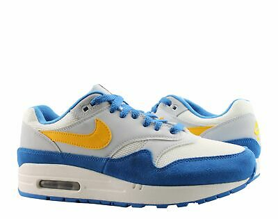 detailing 98f3e 082e2 Nike Air Max 1 Sail/Amarillo-Pure Platinum Men's Running Shoes AH8145-108