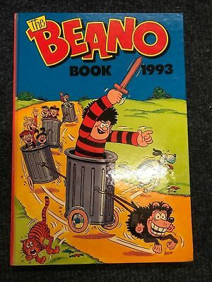 The Beano Book - Annual Hardback 1993 - Excellent Condition