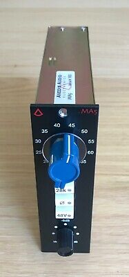 Avedis Audio MA5 500 Series Class A Stepped Preamp - Carnhill / Jensen [2 of 2]