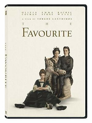 """""""The Favourite """" Dvd   Factory Sealed Brand New"""