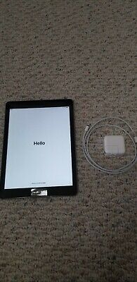 "Apple 9.7"" iPad 6th Gen 32GB Space Gray Wi-Fi MR7F2LL/A 2018 Model"