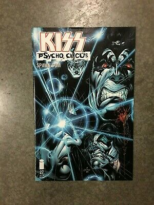 Kiss psycho circus #27 VF//NM 30 copies available!