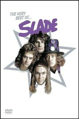 Slade 'the Very Best Of' Dvd New!!!!!!!!!!!!!!!!!