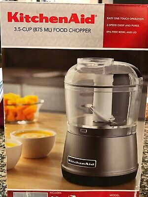 Kitchenaid 3 5 Cup Food Chopper New 38 97 Picclick