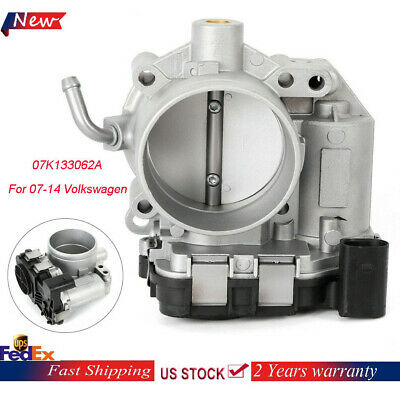 VW New OE Volkswagen 07K.133.062.A 2.5 07K133062A THROTTLE BODY // HOUSING
