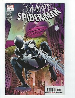 Symbiote Spider-Man # 1 Cover A NM Marvel Pre Sale Apr 10th