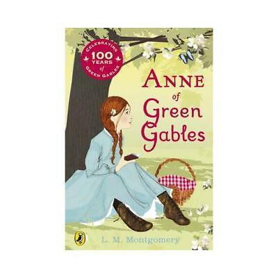 Anne of Green Gables by L. M Montgomery