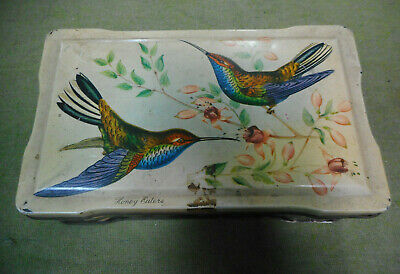 #Nn.   Allen's Confectionery Tin