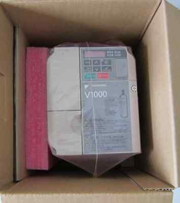 1PC Brand New Yaskawa V1000 frequency converter CIMR-VB4A0009BBA 3.7KW #RS19
