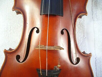 Vintage 1963 Ernst Heinrich Roth Violin, ExcellentCondition, no reserve