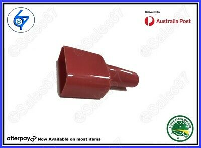 Waterproof Anderson Plug dust cable sheath cover Red Sleeve