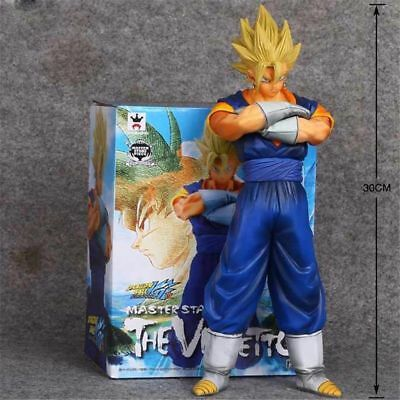 Anime Dragon Ball Z DBZ Master Stars Piece MSP Vegetto PVC Figure New In Box