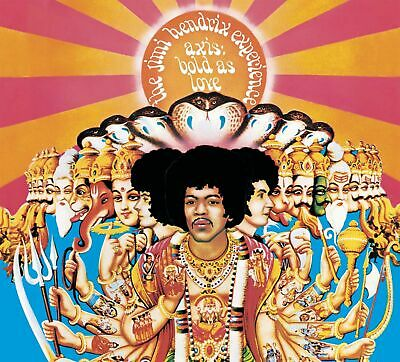 Audio Cd Jimi Hendrix Experience (The) - Axis Bold As Love (Deluxe Edition)
