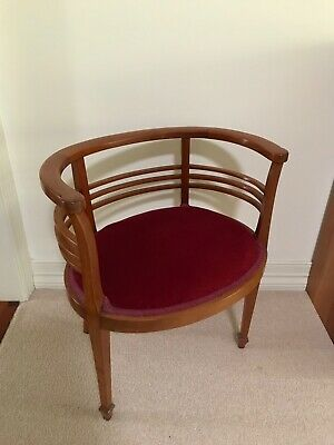 Art Deco Occasional Chair - excellent condition - pick-up at Surrey Hills, 3217