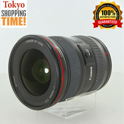 [NEAR MINT+++] CANON EF 17-40mm F/4 L USM Lens from Japan