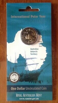 APEC Australian $1 one dollar coin Uncirculated UNC from Mint Roll 2007