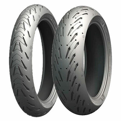 Tyre Set Michelin 110/80-19 59V + 150/70-17 (69W) Pilot Road 5