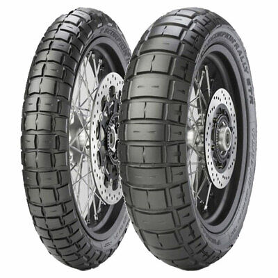 Tyre Set Pirelli 90/90-21 54V + 150/70-17 69V Scorpion Rally Str