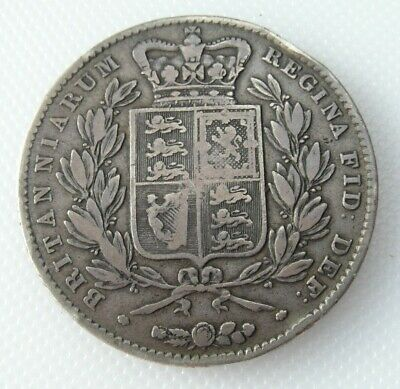 Collectable 1844 Queen Victoria Crown - PLEASE READ