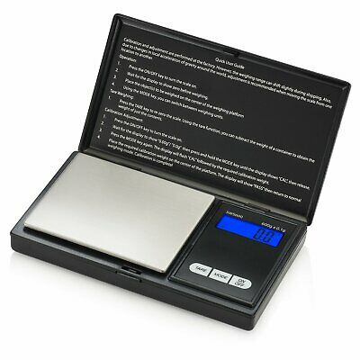 Larg Precision Digital Scale for GoldSilver Diamond Jewelry Pocket 0.01 to 100g