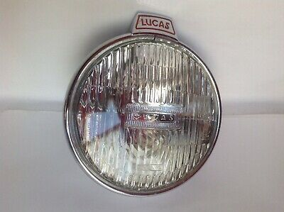 Lucas Rear Mount Lamp Mini Cooper S Lotus Cortina Escort Mexico MGB Rally WFT 6