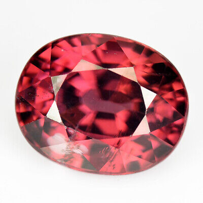 8.42Ct NATURAL BEAUTIFUL PINK ZIRCON HEATED FROM CAMBODIA