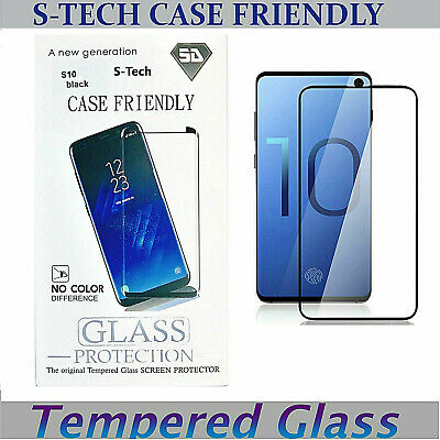 Case Friendly Tempered Glass Screen Protector For Samsung Galaxy S10/ Plus/ S10E