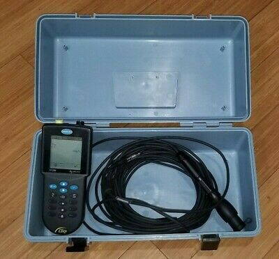 Hach Ldo Dissolved Oxygen Meter Model Hq20 Used In Good Working Condition