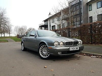 Jaguar XJ Executive 3.0 V6 LPG/Petrol 2006 FSH Low Miles PX