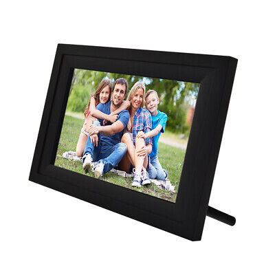 "Life Made Digital Touch-Screen 13"" Picture Frame with Wi-Fi – All colors - NOB"