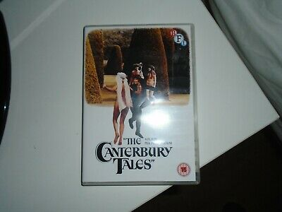 the canterbury tales dvd bfi
