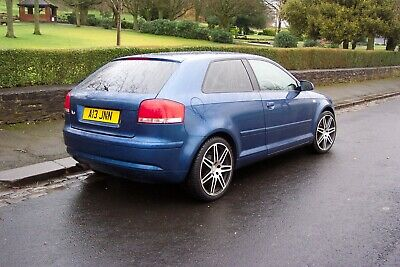 Audi A3 Private Reg 2.0 Sport Fsi