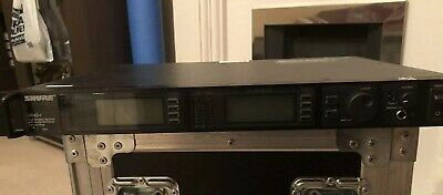Shure UR4D+ Dual Channel Wireless Audio Reference Companding & Cascade