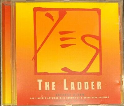 Yes - The Ladder Promo CD