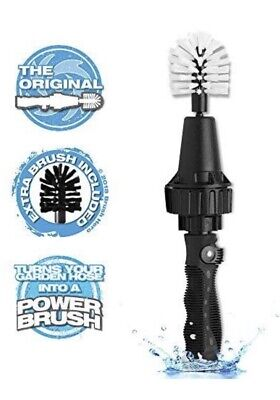 Brush Hero - The Ultimate Detail Brush - Includes Soft and Hard Brush