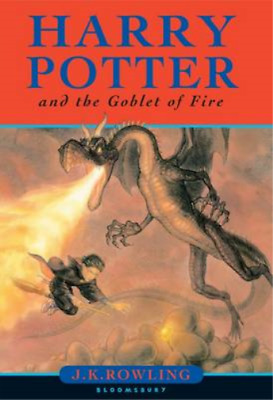 Harry Potter and the Goblet of Fire by Rowling, J.K. ( Author ) ON Jul-08-2000,