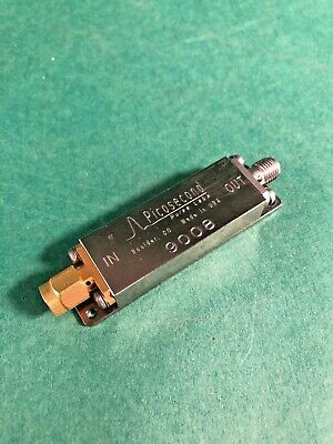 Picosecond Pulse Labs 2.0 GHz Low-Pass Filter / DC Block  9008-115 2701