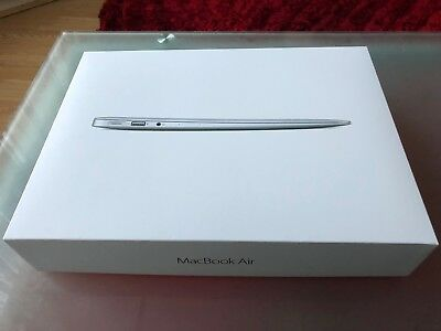 """Latest 2017 Apple MacBook Air 13"""", 1.8ghz Core i5, 8gb, 256gb ssd - Excellent"""