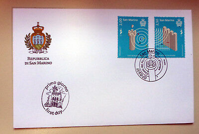 2017 San Marino Games Of Small States  First Day Cover