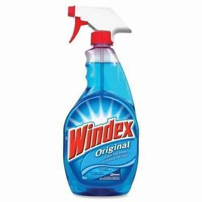 Diversey Windex Glass Cleaner with Trigger CB807701