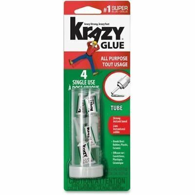 Elmer's Single-Use Tube Krazy Glue 6155010582