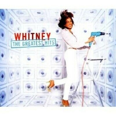"Whitney Houston ""Whitney The Greatest Hits"" 2 Cd New!  35 Tracks Best Of+++"