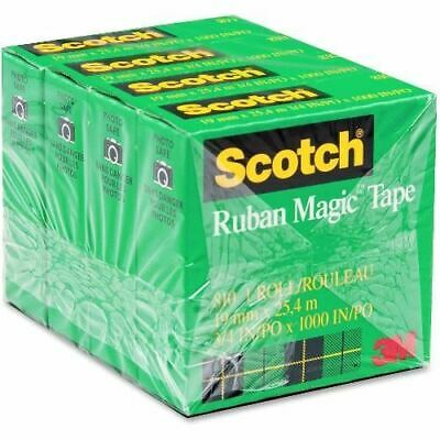 3M Scotch Magic Transparent Tape 8104PKC